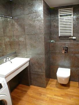 łazienka Co Zamiast Płytek