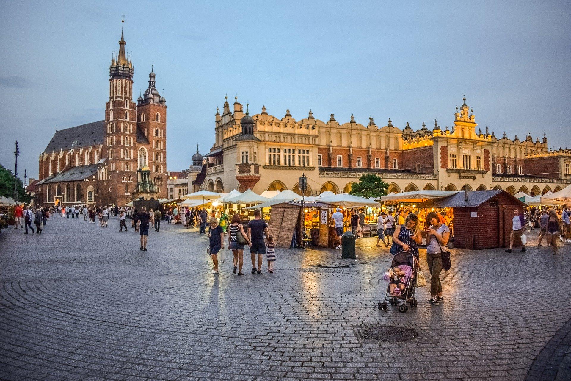 Prywatne akademiki podbijają Kraków