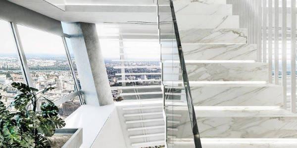 Penthouse w Złotej 44