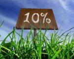 Własność gruntu za 10 proc. wartości