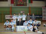 Finał IV Mistrzostw Branży Budowlanej w halowej piłce nożnej