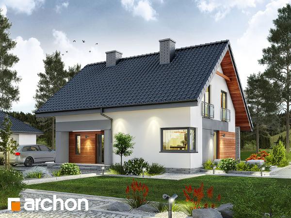 Dom w malinówkach Archon