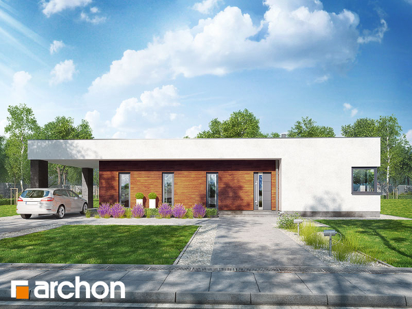 Dom w plumeriach Archon