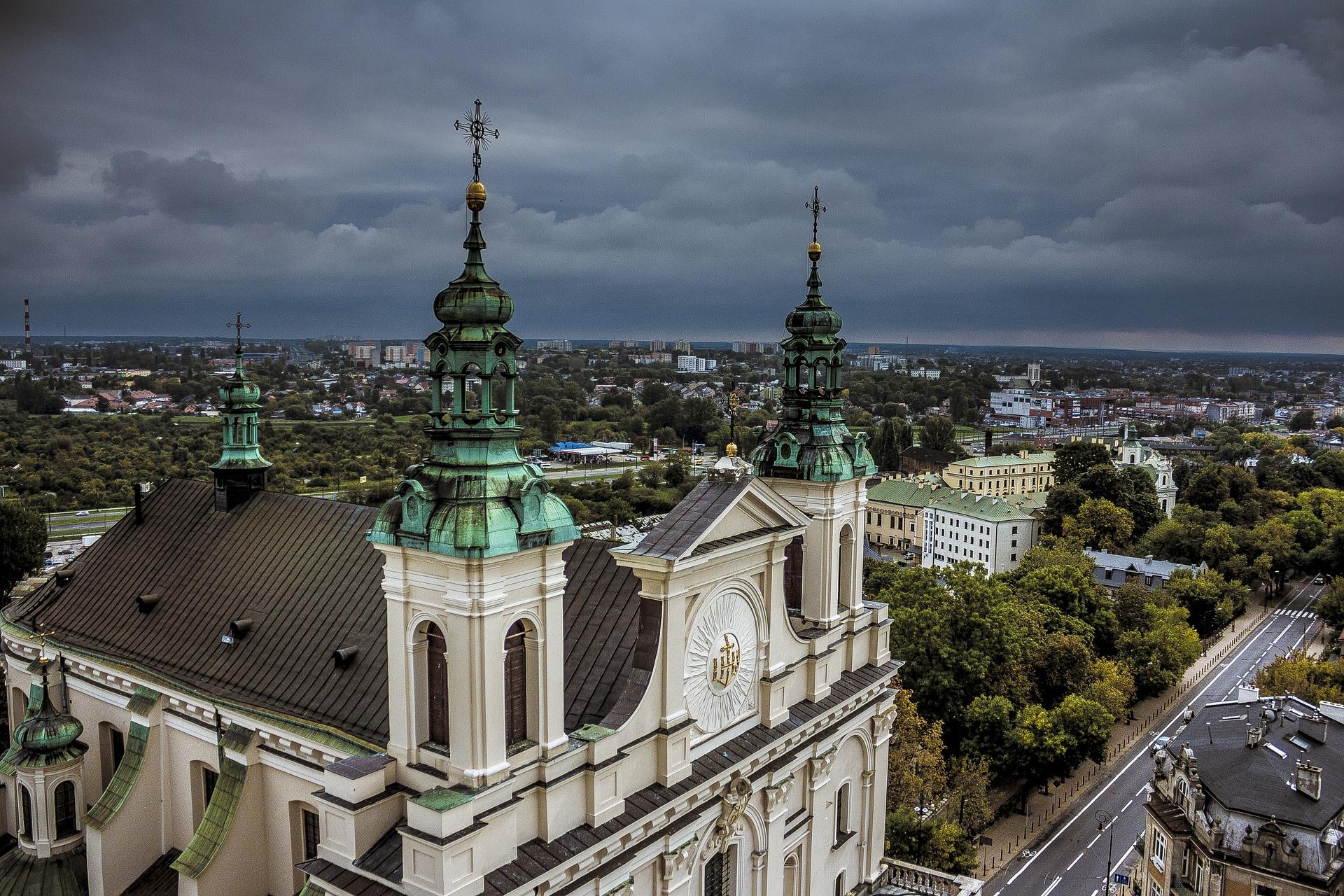 Spór o Górki Czechowskie w Lublinie