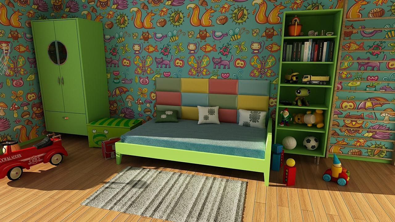 Nadmiar kolorów w mieszkaniu może szkodzić